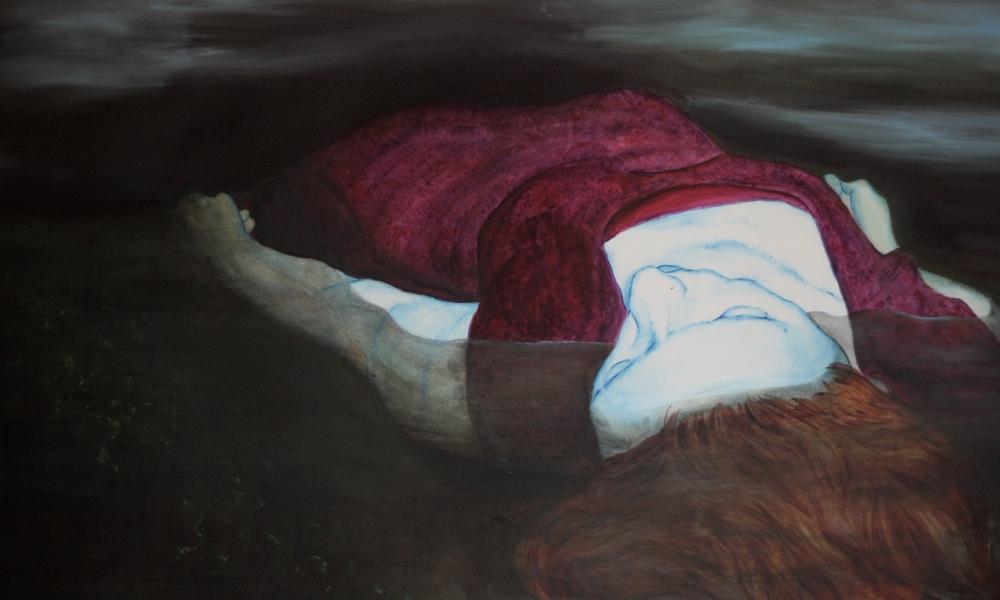 Ophelia, van Francine Schokker