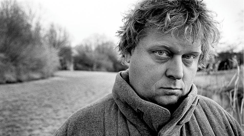 Theo van Gogh, foto door André Bakker